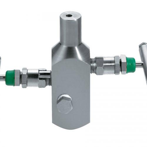 Kerotest KM251 Static Pressure Manifold